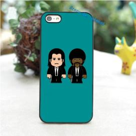 Pulp-Fiction-John-Travolta-Samuel-L-Jackson-Caricature-cover-case-for-iphone-4-4S-5-5S.jpg_640x640
