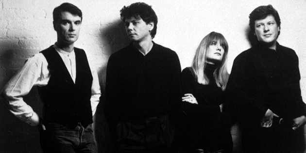 BYRNE, HARRSION, TINA WEYMOUTH AND CHRIS FRANTZ