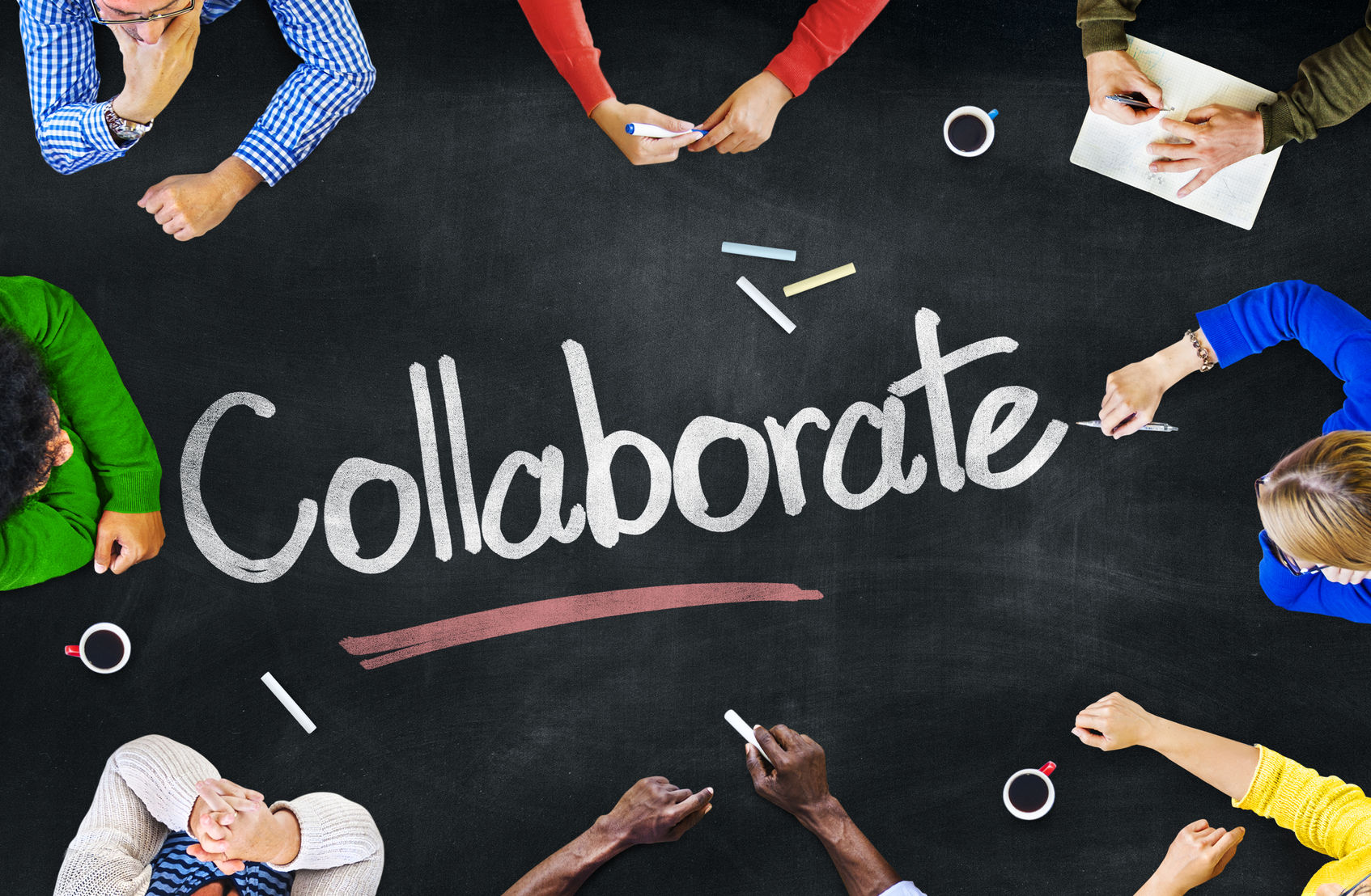 Collaborative Teaching Books ~ Six principles of effective collaboration all together now