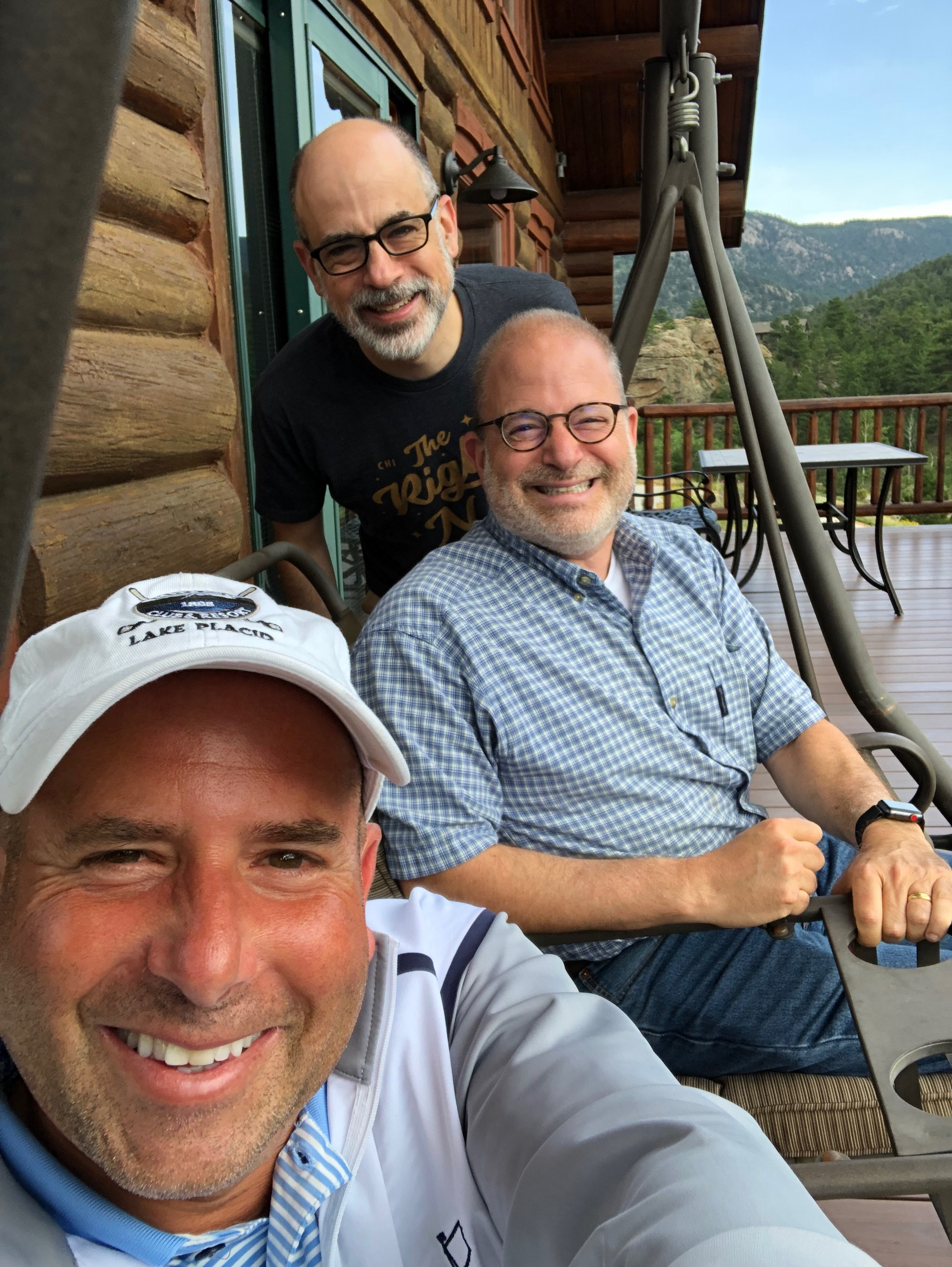 How The Glickman Brothers Connect All Together Now